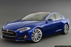 Tesla's much-anticipated somewhat affordable electric car will be called the Model 3.