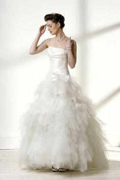 Robe de mariée Cymbeline - A découvrir dans notre boutique Les Mariées de NR