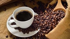 Indonesia has high hopes of carving out a share of the crowded Korean domestic cafe scene and coffee market. A cafe specialising in artisanal Indonesian Coffee Drinks, Coffee Cans, Coffee Shop, Drinking Coffee, Coffee Lovers, Sante Bio, Arabica Coffee Beans, Retro Cafe, Coffee Health Benefits