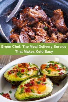 Green Chef Is Everything You Need For A Ketogenic Diet Vegetarian Recipes Easy, Easy Dinner Recipes, Low Carb Recipes, Great Recipes, Cooking Recipes, Healthy Recipes, Vegetarian Chili, Italian Recipes, Mexican Food Recipes