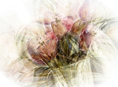Neu in meiner Galerie bei OhMyPrints: Rosa Tulpen  in Vase