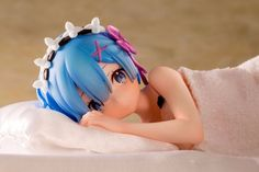Rem Sleep Sharing Re Zero Statue