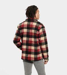 Keefe Sherpa Jacket | UGG Official®