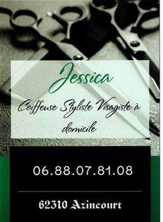 Jessica est une coiffeuse à domicile qui vous propose des prestations debeauté et bien être de qualité directement à votre…