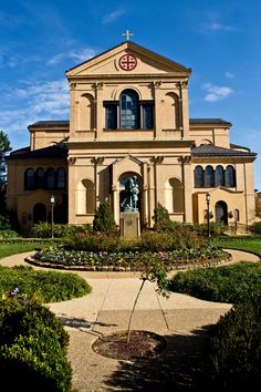 Franciscan Monastery - Washington, DC