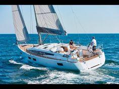 JEANNEAU 51 Yacht : Vidéo de Visite Guidée (en Français)