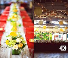 Carnival-Themed Wedding at Glen Echo
