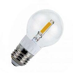 Bec LED, Showmine, E27, 1.6W, Alb, Cald