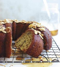 In the Kitchen With: The Pollans' Grand Marnier Cake