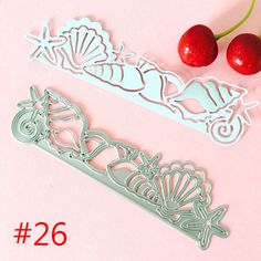 Inventive Heart Dies Magic Wand Metal Cutting Dies For Scrapbooking Diy Photo Album Card Decorative Embossing Electronic Components & Supplies