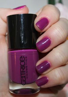 Catrice - Inner Purple of Trust #nails #manicure