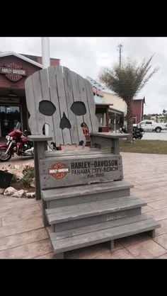 Panama City beach Harley Davidson