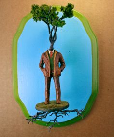 The Reluctant Arborist  An Odd Embodiment of the by EastEndGoods, $50.00
