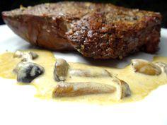 Omáčky chilli aj. Steak, Food, Eten, Steaks, Meals, Beef, Diet