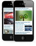 News Discovery Startup Prismatic Is Ready For The Masses, Thanks To Its New iPhone App