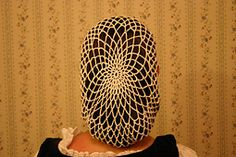 Free crochet snood pattern. You will have to follow a link as this is on an old geocities site, but it goes right to it.