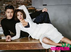 Choi Si Won wants to work with his She Was Pretty co-star Hwang Jung Eum again