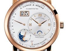 The 1 Tourbillon Perpetual Calendar Watch is Pretty in Pink Gold #rosegold trendhunter.com