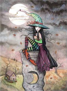 Molly Harrison fantasy art