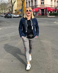 Gucci - Belt Bag & Herrlicher - Jeans Jacket
