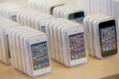 Should Apple Rebrand the iPod Touch as a New iPad? - Bloomberg
