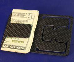 Flexy Wallet – Carbon Fiber – Carbon Tactics