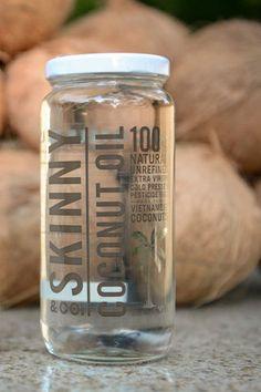 Skinny Coconut Oil @SkinnyCoCo