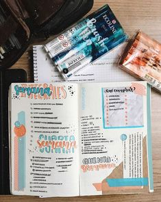 Key Bullet Journal, Bullet Journal School, Bullet Journal Ideas Pages, Bullet Journal Inspiration, Cute Notes, Pretty Notes, Journal Layout, Book Journal, Journal Themes