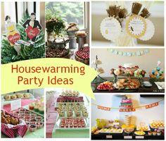 Housewarming Party Ideas #Housewarming #Party
