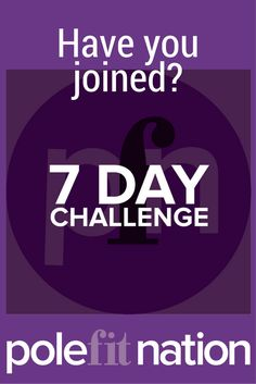 Are you in? This a great challenge - and it's only 7 days!