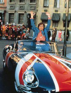 Austin Powers: The Shaguar