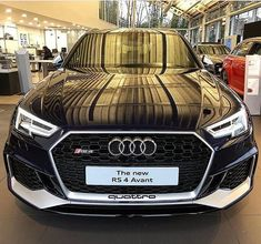 Yesterday was all black Today is chrome black Which new Audi black do you like more? - BI-Turbo - - ---- oooo - what else ---- . My Dream Car, Dream Cars, Hammer Car, Upcoming Cars, Audi Rs5, Car Wrap, Hot Cars, Luxury Cars, Cars Motorcycles