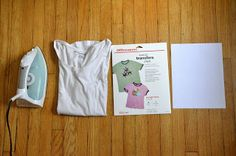 DIY Projects: Make Your Own T-Shirt Art Tutorial