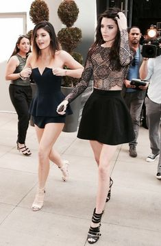 | Kylie And Kendall |