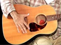 How to Play Acoustic Guitar - Lessons for Beginners - Parts of the Guitar - YouTube
