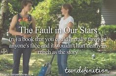 12 Moments That Are Left Out Of 'The Fault In Our Stars' Movie