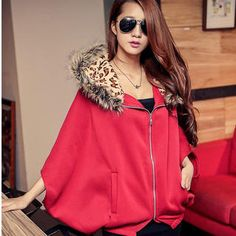 Buy 'Sweet Dolly – Faux-Fur-Trim Hooded Loose-Fit Jacket' with Free International Shipping at YesStyle.com. Browse and shop for thousands of Asian fashion items from Taiwan and more!