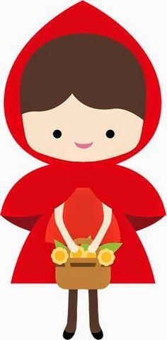 Quer contar a história da Chapéuzinho vermelho? É só imprimir, recortar e colar no palito para criar fantoches. ...