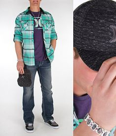 'Hats Off To You' #buckle #fashion www.buckle.com