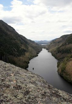 Vue sommet Indian Head, Adirondacks, mai 2014 New York, Indian Head, River, Usa, Outdoor, New York City, Outdoors, Rivers, Outdoor Games
