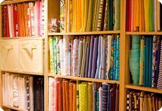 fabric organization | Project Organization- Done!! –
