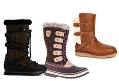 #hiver 20 #bottes pour des pieds au chaud