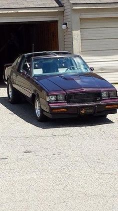 Buick Grand National Gnx, Donk Cars, All Cars, Nice Cars, Buick Regal, Buick Skylark, Oldsmobile Cutlass, Mustang Cars, American Muscle Cars