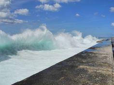Nubes y espuma Photo by Luis Diego Cruz Conejo -- National Geographic Your Shot