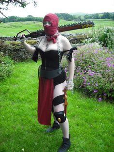 Warhammer 40K Sister Repentia6 by Nerdpowers.deviantart.com on @deviantART