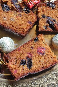 Eggless Whole Wheat Milk Cake Recipe - Yummy Tummy Banana Recipes, Pudding Recipes, Cake Recipes, Pastries Recipes, Drink Recipes, Rum Fruit Cake, Rum Cake, Fruit Cakes, Christmas Plum Cake Recipe
