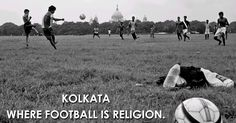India is incompete without Sachin, Bollywood is incomplete with Amitabh, and so is Kolkata without Football. #AmiKolkata, #Amitabh #Sachin #football CALL US AT : 8100 667733
