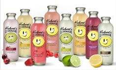 Hubert's Lemonade.  I have not tasted a variety I don't love, but my favorite is Cherry Limeade.