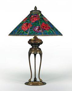 Beautiful Tiffany lamp