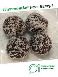 Powerkugeln von Julchen758. Ein Thermomix ® Rezept aus der Kategorie Desserts auf www.rezeptwelt.de, der Thermomix ® Community.